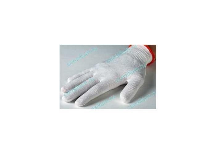 белые перчатки 466руб